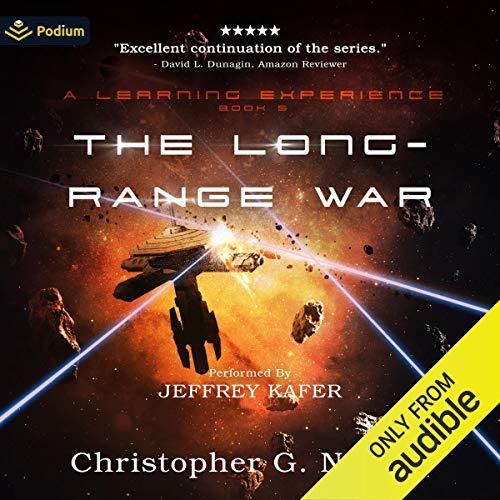 Couverture de The Long-Range War