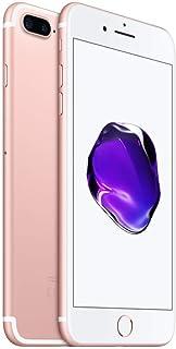Apple iPhone 7 Plus Rose Gold 32GB SIM-Free Smartphone (Renewed)
