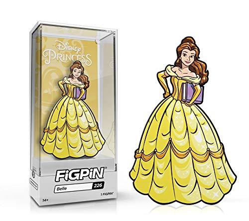 Figura de princesa Disney de Figpin con figura de Belle de 3 cm