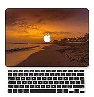 FULY-CASE プラスチックウルトラスリムライトハードシェルケース対応のある最新のMacBook Air 13インチRetinaディスプレイタッチIDUSキーボードカバー A2337 M1/A2179 (レッドシリーズ 0523)