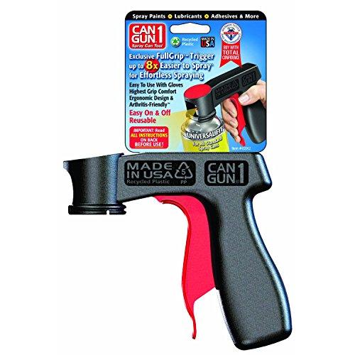 Can Gun Aerosol Spray Can Handle With Full Grip Trigger Plastic 1