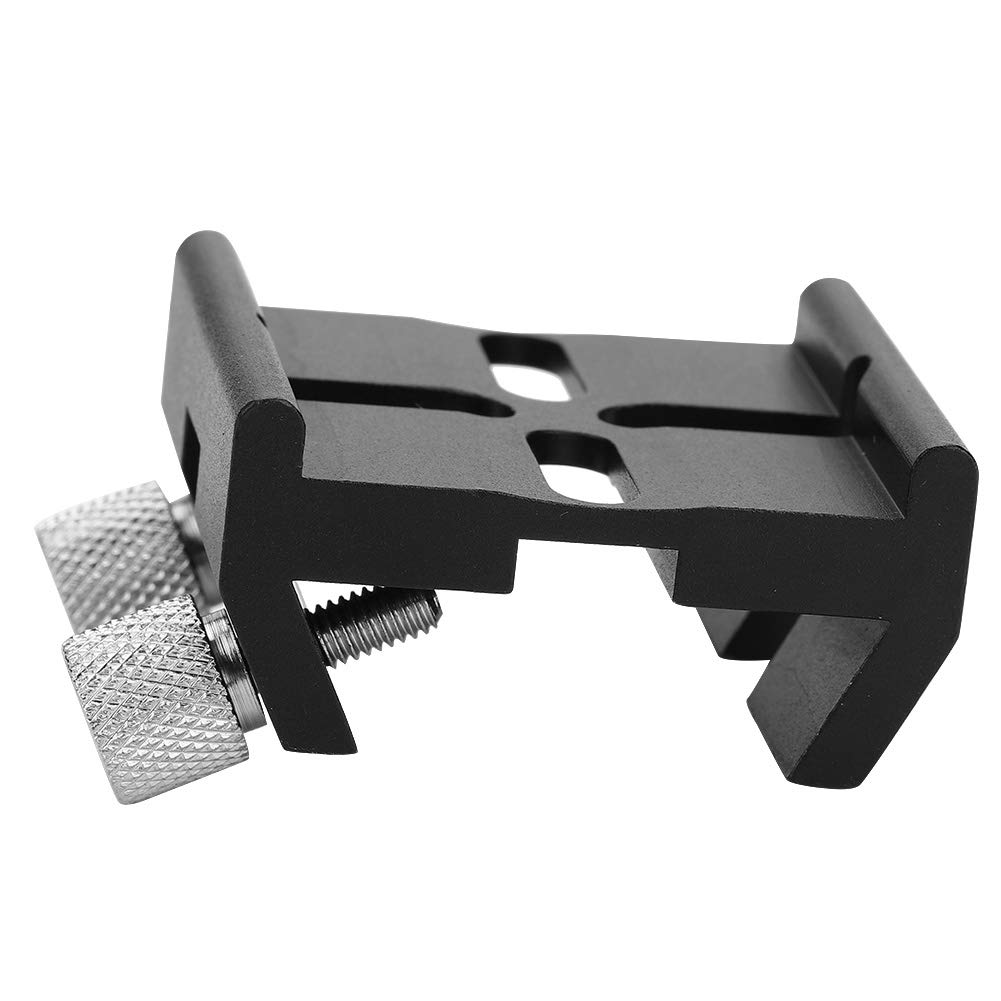 Accessory for Star Observation Lovers Telescope Finderscope Mount Dovetail Slot Plate Groove Screw Accessory for Celestron