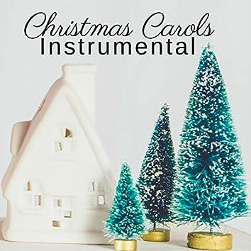 Christmas Carols Instrumental - Relaxing Piano Music for Sleeping