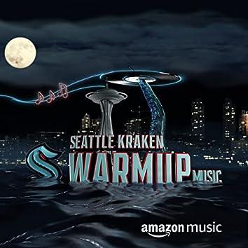 Seattle Kraken Warmup