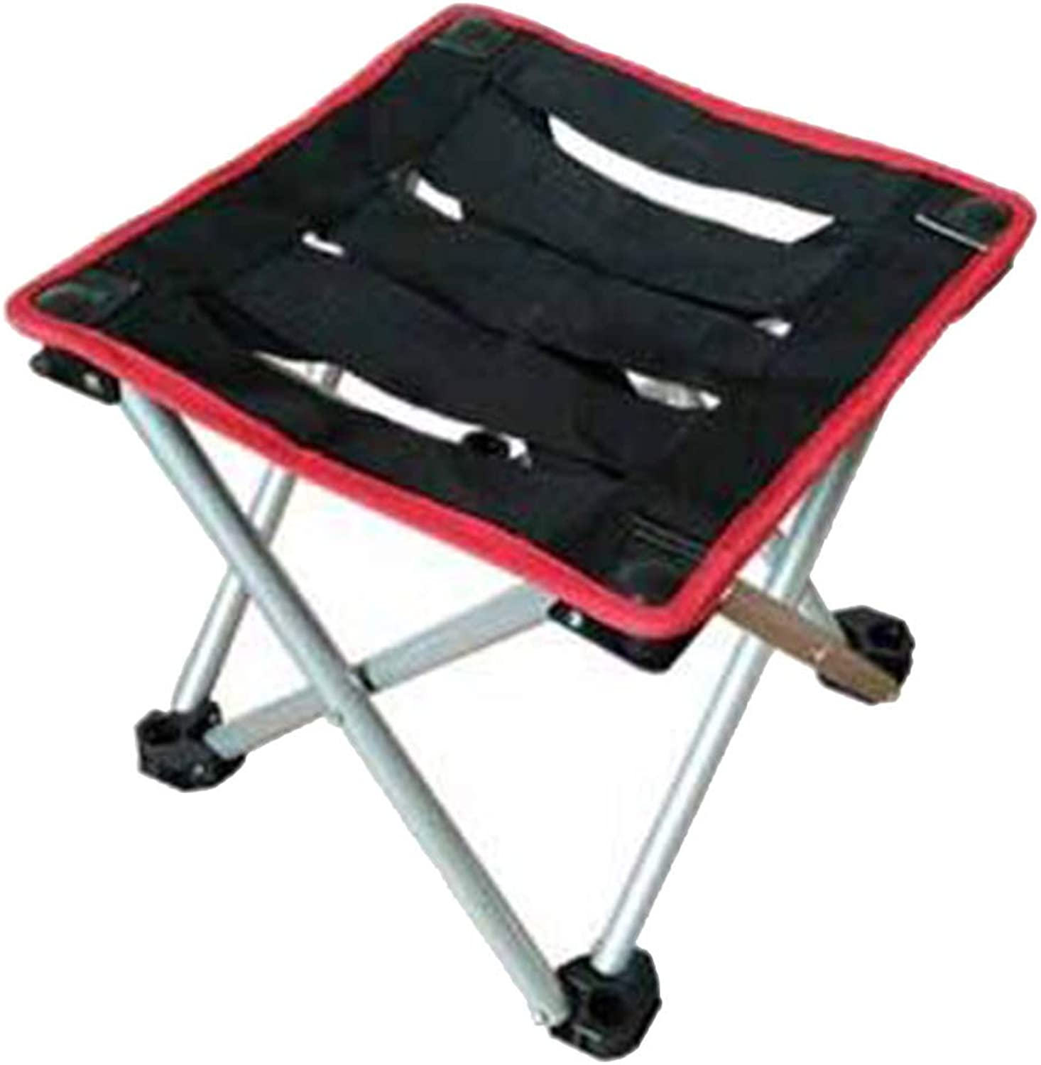 Footstool Portable Little mazza Multipurpose Folding Chair Camping Fishing Beach, Aluminum