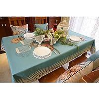防水PVCテーブルクロス,テーブルカバー使い捨てソフトガラス透明マットキッチンダイニングリビングルームコーヒーテーブルと机-