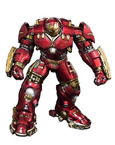 Dragon Models Age of Ultron: Hulkbuster Iron Man Action Hero Vignette Statue image
