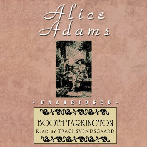 Alice Adams audiobook cover art