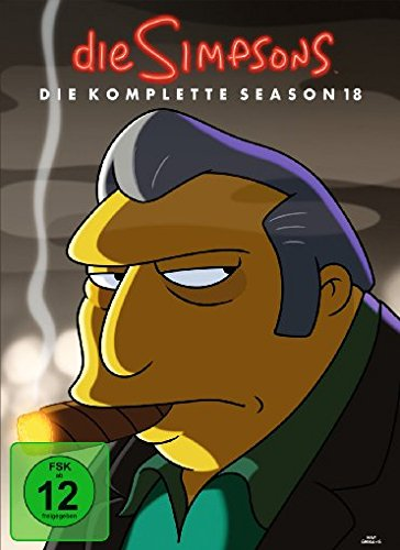 Die Simpsons - Season 18 (4 DVDs)
