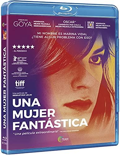 Una mujer fantástica [Blu-ray]