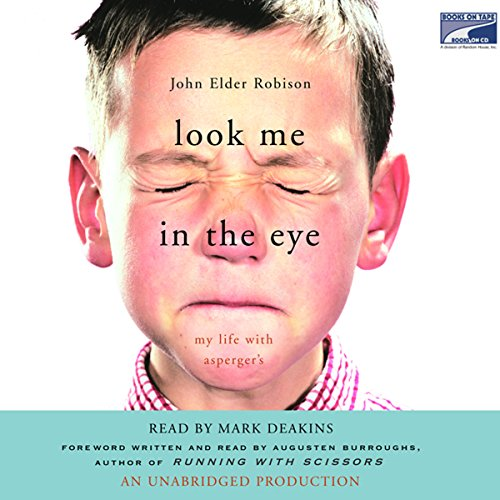 Look Me in the Eye audiobook cover art