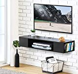 FITUEYES Meuble Télé avec Support pour Téléviseur de 47 à 55 Pouce Ecran LED...