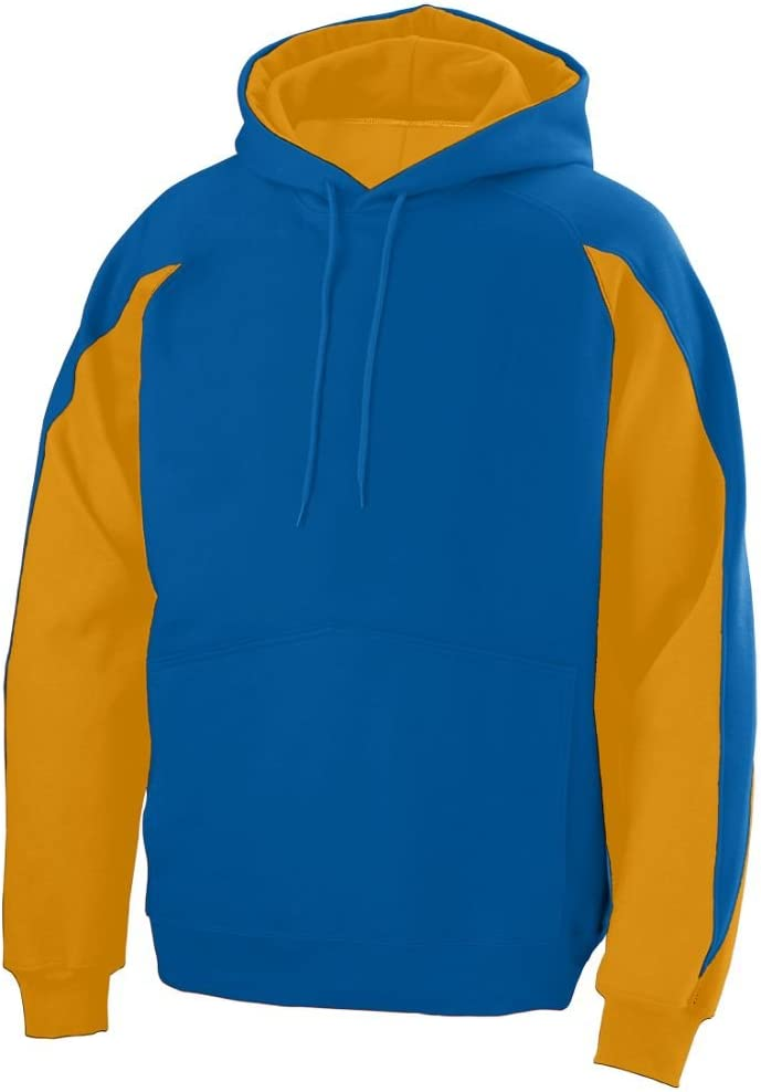 STYLE 5460 - VOLT HOODY ROYAL/GOLD MD