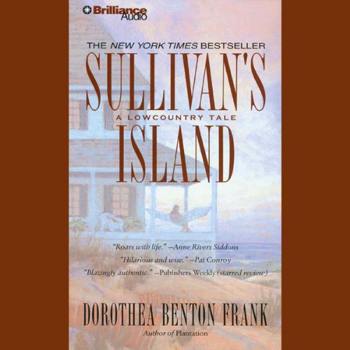 Sullivan's Island audiobook cover art