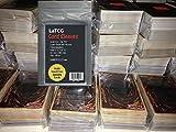 100 Random YuGiOh Common Cards (All in English) + 100 LaTCG Soft Sleeves (61 x 88 mm)
