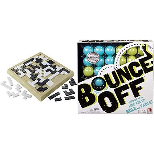 ブロックス デュオ FWG43 & バウンス・オフ! ボードゲーム CBJ83【セット買い】