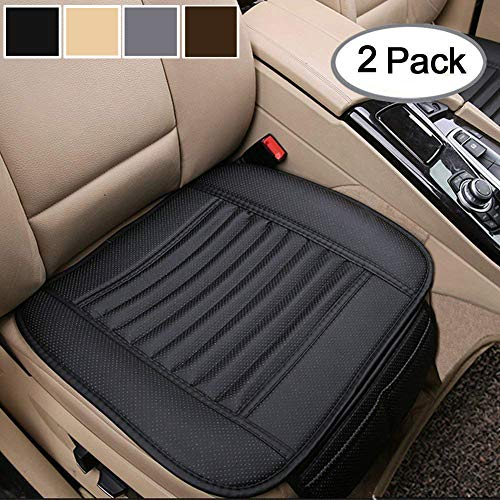 Car Seat Cooling Pad Black - 1PC Big Ant Cooling Car Seat Cushion with Heated Air Conditioned Seat Cover with Car Fan for Car Truck Home And Office