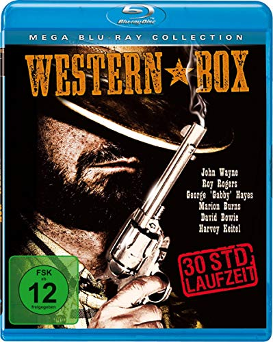 Mega Blu-ray Collection: Western (30 Stunden) [Blu-ray]