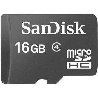 SanDisk 16 GB Class 4 microSDHC Flash Memory Card (B001F6YRNO) | Amazon price tracker / tracking, Amazon price history charts, Amazon price watches, Amazon price drop alerts