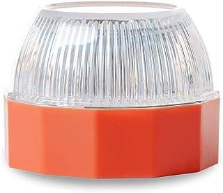 Luz de Emergencia, Señal V16 de Preseñalización de Peligro Homologada Help Flash · Luz Emergencia Magnética para Coches y ...