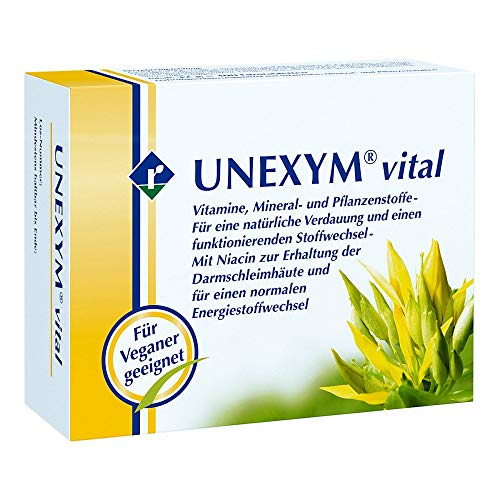 UNEXYM vital, 100 St. Tabletten