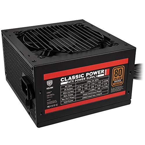 Kolink Classic Power Alimentatore PC 80 Plus Bronze - 400 Watt