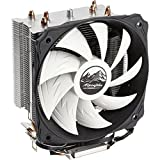 Alpenföhn - Ben Nevis mit 120mm PWM CPU Kühler Lüfter hat ein Maximum von 1600rpm CPU Lüfter mit hoher Leistung 140W TDP, Intel und AMD Socket