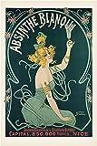 Nover-Absinthe Blanqui, Kunstdruck, 61 x 91 cm