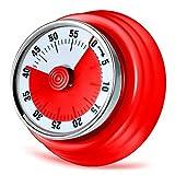 Küchen-Timer, Küchen-Countdown-Timer, Erinnerung, magnetisch, mechanischer...
