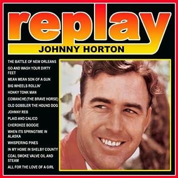 Replay: Johnny Horton