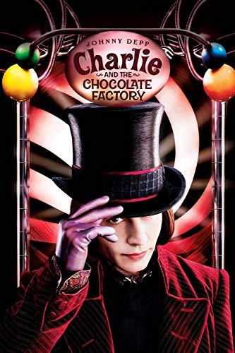 72Tdfc - Dipingere con I Numeri Adulti - Poster dei Film di Charlie And The Chocolate Factory - DIY Paesaggi Dipingere con I Numeri Adulti Paesaggi Pittura A Olio Digitale