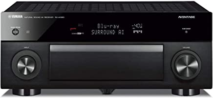 Yamaha AVENTAGE RX-A1080 7.2-Channel Network A/V Receiver