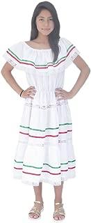 Girls Mexican Fiesta Dress Poplin