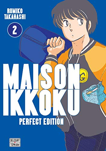 Maison Ikkoku - Juliette je t'aime Perfect Edition Tome 2