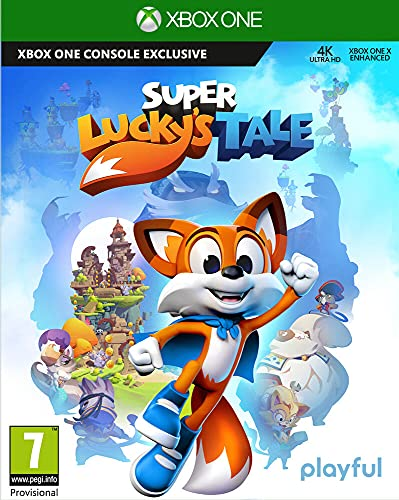 Super Lucky's Tale Jeu Xbox One