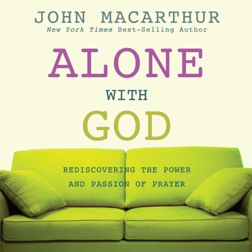 Alone With God audiobook cover art