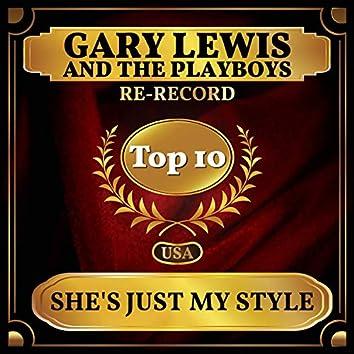She's Just My Style (Billboard Hot 100 - No 3)
