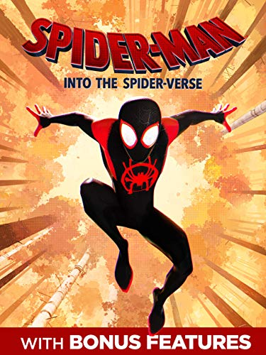 Spider-Man: Into The Spider-Verse (With Bonus Content)