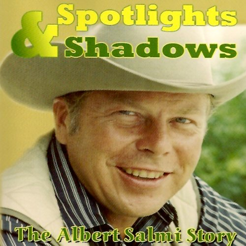 Spotlights & Shadows audiobook cover art