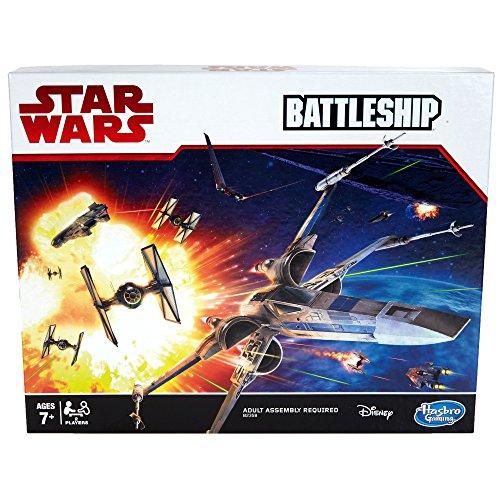 Hasbro Gaming Battleship Game: Star Wars Edition