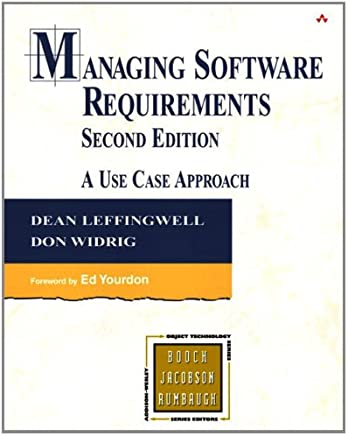 Managing Software Requirements: A Use Case Approach