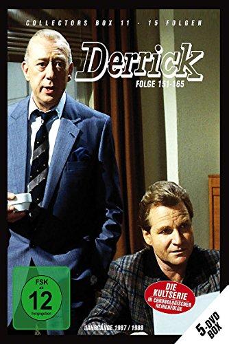 Derrick - Collector's Box Vol. 11 (Folge 151-165) [5 DVDs]