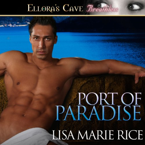 Port of Paradise audiobook cover art