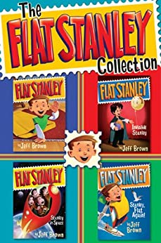 The Flat Stanley Collection (Four Complete Books) by [Jeff Brown, Macky Pamintuan]