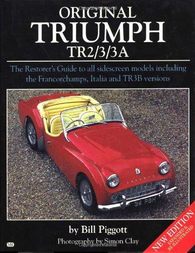 Download Original Triumph Tr2/3/3A (Original S.) 1901432033