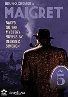 Maigret: Set 5/ [DVD] [Import]