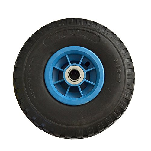 wurko 2002/690-03 -roue tryckluft PVC-fälg hjul