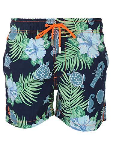 Ramatuelle Badeshorts Herren - Fiji Badeanzug - Größe L