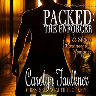 Packed: The Enforcer audiobook cover art