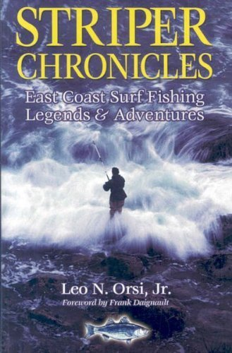 Striper Chronicles: East Coast Surf Fishing Legends & Adventures